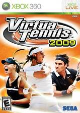 Virtua Pro Tennis 2009 XBOX 360 BRAND NEW Sealed