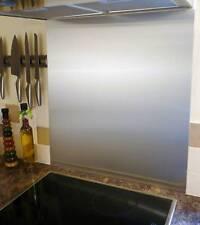 750mm x 900mm 1mm Stainless Steel Cooker Splash Back
