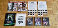 """Star Wars: Return Of The Jedi"" Special Edition original promo press kit & DVD's"