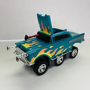 M.A.S.K. MASK Hurricane Vehicle Kenner 57 Chevy Vintage 1986 Car Toy Incomplete