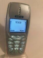 Nokia 3510i - Silver (Unlocked) Mobile Phone