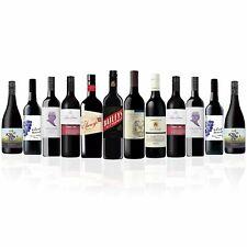 Big Brands Red Wine Mix Feat. Rosemount  Peter Lehmann  Tyrrells +(12 Bottles)