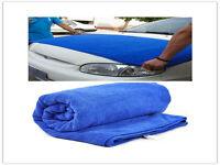 60*160cm Large Microfiber Absorbent Car Wash Towel Cleaning Polish Detail Cloth
