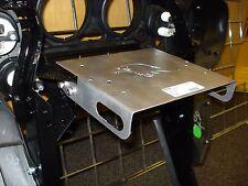 Harley Davidson Touring batwing amplifier amp shelf bracket mount bagger audio