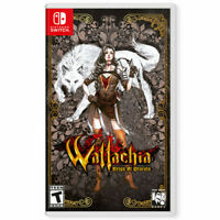 wallachia; reign of dracula/ nintendo switch/ Brand New.
