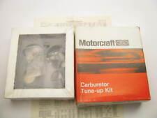 Motorcraft CT-756C Carburetor Rebuild Kit - Rochester 4-BBL 4MV 4MC Quadrajet