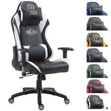 Fauteuil de Bureau Racing SHIFT XL Similicuir Chaise Gaming Hauteur Réglable