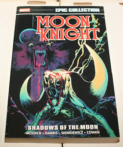 MOON KNIGHT EPIC COLLECTION VOL 2 SHADOWS OF THE MOON TP TPB GRAPHIC NOVEL