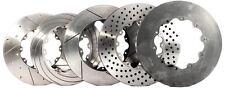 Front Bespoke Tarox Brake Discs fit Porsche Cayenne Twin Turbo 500 4.8 04>09