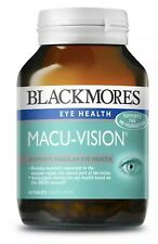 Blackmores Macu-Vision 90 Tablets Eye Health defend against free radical damage