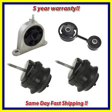 2004-2006 Chrysler Pacifica 3.5L / 3.8L Engine Motor & Trans. Mount Set 4PCS.