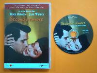 DVD Film Ita Sentimentale SECONDO AMORE jane wyman rock hudson no vhs cd lp (D7)