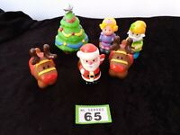 ELC Happyland Christmas bundle