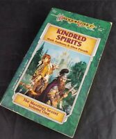 DragonLance Kindred Spirits The Meetings Sextet Vol 1 1991 TPB Mark Anthony VTG