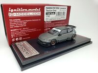 1:64 Ignition Honda Civic EG6 PANDEM Titanium Grey JDM IG1742 Matt Japan Limited