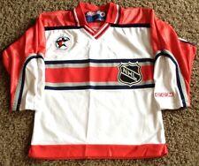 VINTAGE CCM NHL 2000 TORONTO ALL STAR GAME HOCKEY JERSEY BOY'S  LARGE / X  LARGE