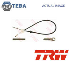 TRW CLUTCH CABLE RELEASE GCC1069 P NEW OE REPLACEMENT