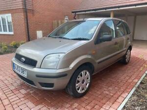2003 Ford Fusion 2 1.4 Petrol Spares & Repairs Salvage