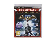Jeu pour PS3 Edition Game Of The Year Batman Arkham Asylum