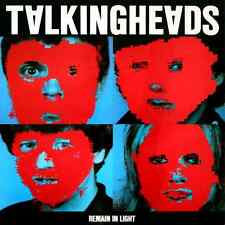Talking Heads - Remain In Light VINYL LP
