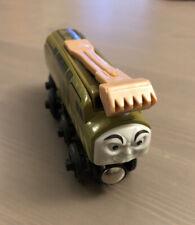 2002 Thomas & Friends Wooden Railway DIESEL 10 Train Engine Sliding Claw Toy *