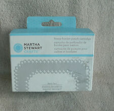 "Martha Stewart Frame Border Punch Cartridge ~ ""Deco Fan"" ~ NEW"