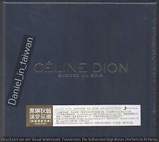 Celine Dion: Encore un soir Deluxe CD/NoteBook/6 Bracelets BOX SET TAIWAN CD