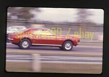 Chevy Camaro Funny Car - c1960-70s - Vintage Drag Race 35mm Slide