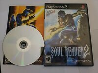 Soul Reaver 2: Legacy Of Kain PS2 Playstation 2 COMPLETE w/manual