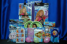 Hannah Montana Party Set # 21 Young Hannah Party Supplies with 48 ct Favor Pack