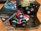 World Of Nintendo -Mario - Mini Anti-Gravity RC Racer - 2.4 GHz - Jakks