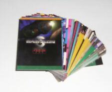 Babylon 5 Season 4 - 81 Card Basic/Base Set From Skybox 1998