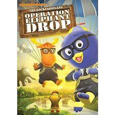 Backyardigans Operation Elephant Drop 0097368950542 DVD Region 1