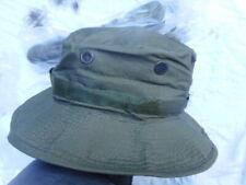 1969 genuine issue US ARMY / USMC vietnam war OG107 BDU BOONIE JUNGLE HAT new