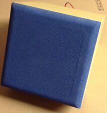 Design Lautsprecher Box Holz Blau Speaker System Impedanz 4Ohm Input: 8Watt RMS