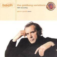 Glenn Gould - Bach J.S: Goldberg Variations [New CD]