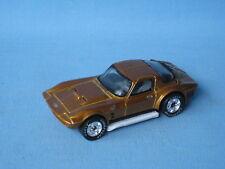 Matchbox CORVETTE GRAND SPORT or corps jolies roues jouet voiture modèle 75 mm UB