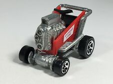 Hot Wheels 1998 Express Lane Shopping Cart Red HW First Editions Malaysia (#2)