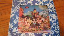 Rolling Stones Thier Satanic Majesties Request Vinyl Decca  TX103 1967 Reco