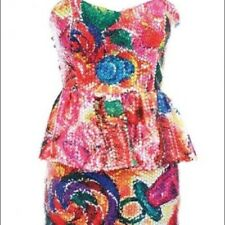 IRON FIST SEQUIN DRESS SWEETS FOR MY SWEET (SIZE M/ UK 10)