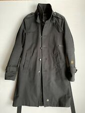 G-Star Raw Garber Long Belted Trench Sz S