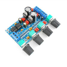NE5532 Stereo Preamp Preamplifier Tone Board Amplifier Board
