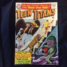 Teen Titans #1 Silver Age High Grade Key DC Comic Book