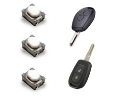 Dacia Renault Remote Key Button Switch Dokker, Duster, Logan, Lodgy, Sandero