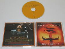 JERRY GOLDSMITH/THE 13TH WARRIOR(VOLCANO CPC8-1093) JAPAN CD ALBUM