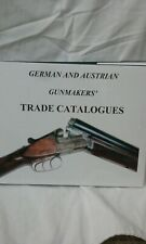 German And Austrian Gunmakers' Trade Catalogues