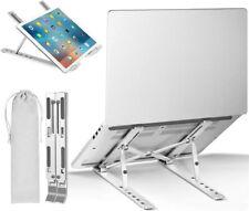 Adjustable Aluminum Stand Foldable Notebook Ergonomic Holder For Laptop Tablet