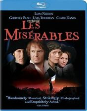 Les Miserables 0043396415195 With Liam Neeson Blu-ray Region a