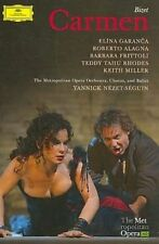 Carmen The Metropolitan Opera Nzet Sguin DVD Standard Region 2 FR