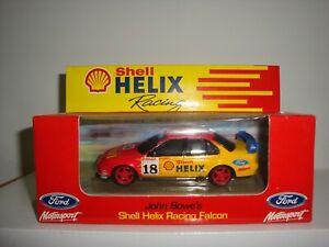 1:43 JOHN BOWE'S SHELL HELIX RACING FALCON #18